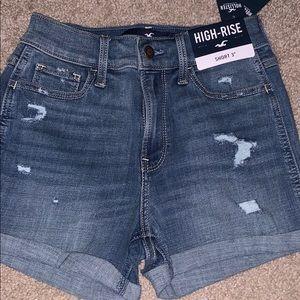"""NWT high rise shorts 3"""""""